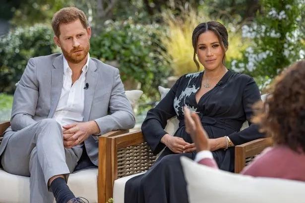 奥普拉采访仅是开始,外网特别节目深挖梅根哈里,王室将如何善后
